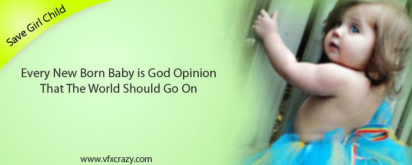 saving girl child essay